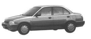 Daihatsu Charade SOCIAL SE-EXTRA 1994 г.