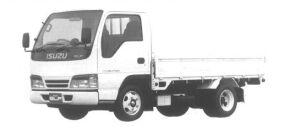 Isuzu Elf 2T FLAT LOW, STANDARD BODY 1994 г.