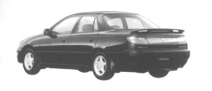 Toyota Carina 1800S LIMITED 1994 г.