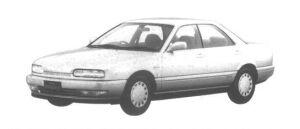 NISSAN PRESEA 1994 г.
