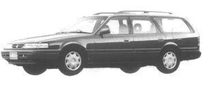 Mazda Capella CARGO 1800 DOHC 2WD SV-F 1994 г.