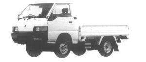 Mitsubishi Delica Truck 4WD GL 1994 г.