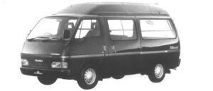 Isuzu Fargo HIGH ROOF VAN LT 2WD 1994 г.