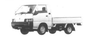 Mitsubishi Delica Truck 2WD GL 1994 г.
