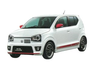 Suzuki Alto Turbo RS 2018 г.