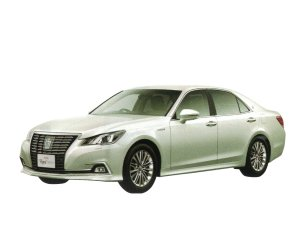 TOYOTA CROWN 2018 г.