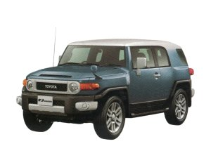Toyota Fj Cruiser Color Package 2018 г.