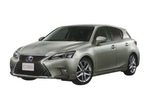 Lexus CT200H version L 2018 г.