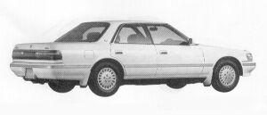 Toyota Chaser 2.0 AVANTE 1991 г.