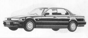 Honda Vigor TYPE E 1991 г.