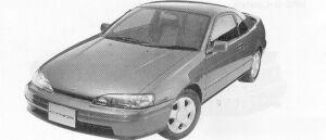 Toyota Cynos B 1991 г.