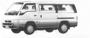 Nissan Homy COACH4WD GT INTERCOOLER DIESELTURBO 2.7 1991 г.