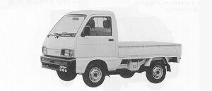 Daihatsu Hijet STANDARD 1991 г.