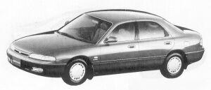 Mazda Cronos 20VG-L 1991 г.