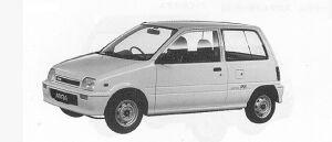 Daihatsu Mira PIT 1991 г.