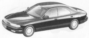 Mazda Efini MS-9 30 TYPE IV 1991 г.