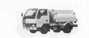 Nissan Big Thumb CW MIXER 1991 г.