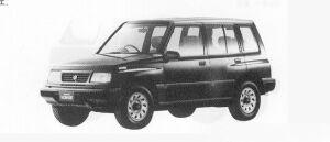 Suzuki Escudo NOMADE 1991 г.