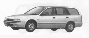Nissan Avenir CARGO VX 1991 г.