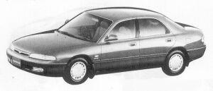 Mazda Cronos 20VG 1991 г.