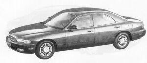 Mazda Sentia EXCLUSIVE 1991 г.