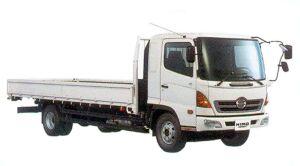 Hino Ranger GD Standard Cab 6 ton 2005 г.
