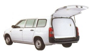 Toyota Probox Refrigerating Van 2005 г.
