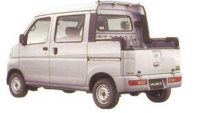 Daihatsu Hijet Deck VAN 2WD 2005 г.