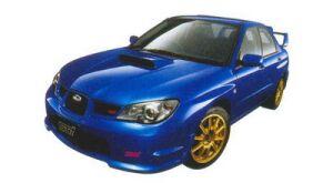 Subaru Impreza WRX STI spec C 2005 г.