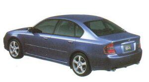 Subaru Legacy B4  2.0 R 2005 г.