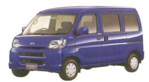 Daihatsu Hijet CARGO Cruise TURBO 2WD 2005 г.