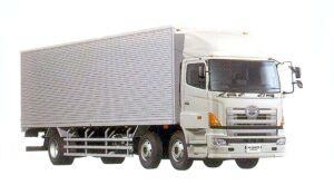 Hino Profia FH Front Two-axle 6X2 Short Cab (20 ton) 2005 г.