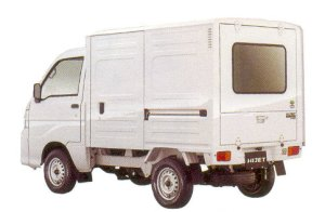 Daihatsu Hijet Panel VAN 2WD 2005 г.