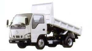 Mazda Titan DUMP 3 ton 4.8 liter Full Wide & Low, 2WD Narrow Cabin, Delux 2005 г.