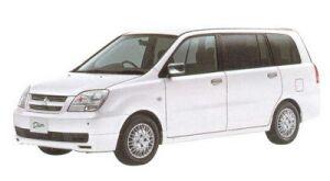 Mitsubishi Dion ThanksNavi  Edition 2005 г.