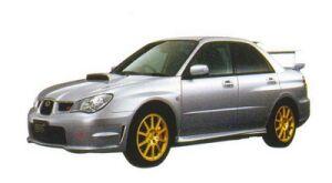Subaru Impreza WRX STI 2005 г.