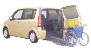 Daihatsu Move Sloper SL 2WD 2005 г.