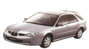 Subaru Impreza 1.5i 2005 г.