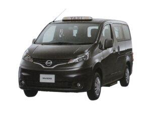 Nissan NV200 Taxi Universal Design 2016 г.