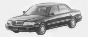 Mitsubishi Debonair EXECUTIVE III 1996 г.