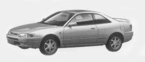 Toyota Corolla Levin BZ-G 1996 г.