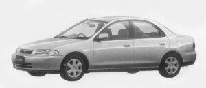 Mazda Familia SEDAN 4WD LS 1600 1996 г.