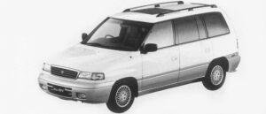 Mazda Efini MPV TYPE R-TOURING 3000 V6 GASOLINE 1996 г.