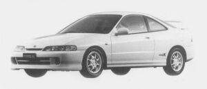 Honda Integra 3DOOR COUPE  TYPE R 1996 г.