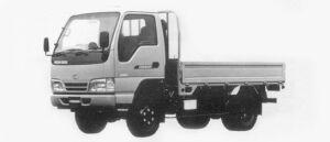 Nissan Diesel Condor 20 4WD HIGH FLOOR 1996 г.