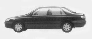 Toyota Corona Premio E  L PACKAGE 1996 г.