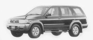 Nissan Terrano 3200 INTERCOOLER TURBO DIESEL G3m-R 1996 г.