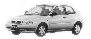 Suzuki Cultus Crescent 3DOOR C SPECIAL 1996 г.