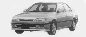 Toyota Carina SEDAN 1.6GT 1996 г.
