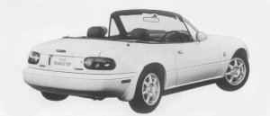 Mazda Eunos Roadster S-SPECIAL TYPE I 1996 г.